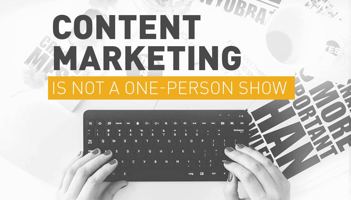 Contratar la creación de contenidos