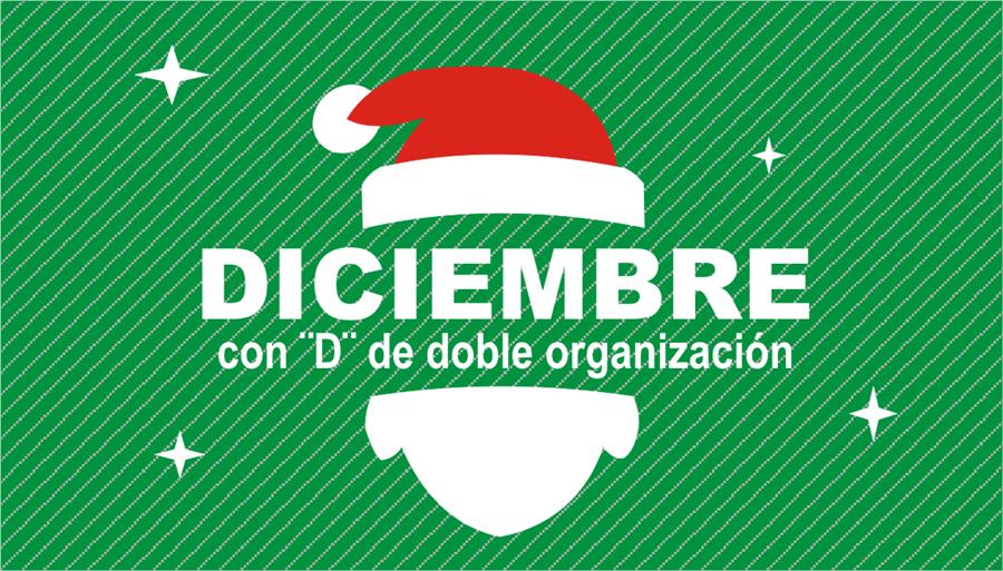 organizar contenido para diciembre