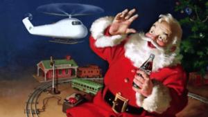 Papá Noel de Coca-Cola