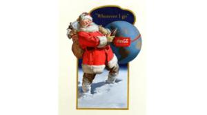 Santa Claus cuando USA entraba a la II Guerra Mundial